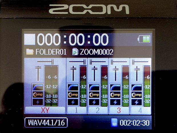 Zoom H6n. © Foto: Henrik Bo